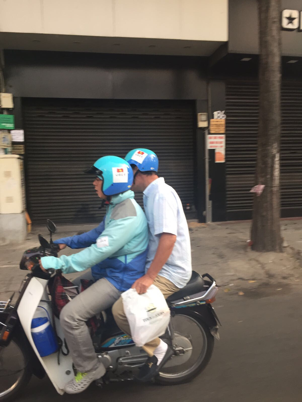 Uber Scooter